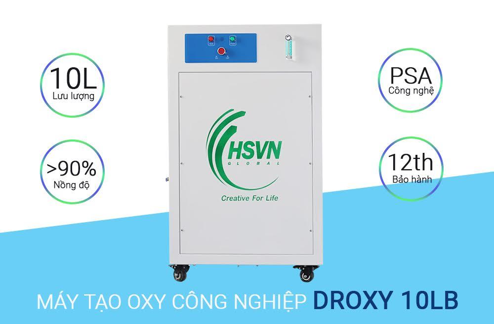 Máy tạo oxy công nghiệp 10LB