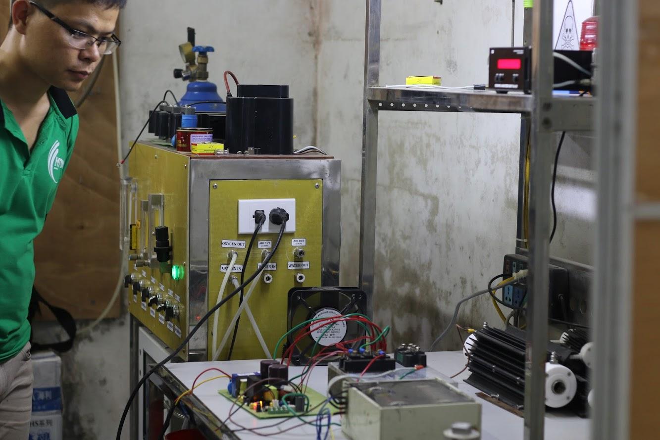 Phòng đo đạt kiểm tra chất lượng sản phẩm