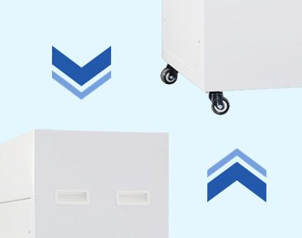 Đặc điểm thiết kế máy oxy công công nghiệp Droxy