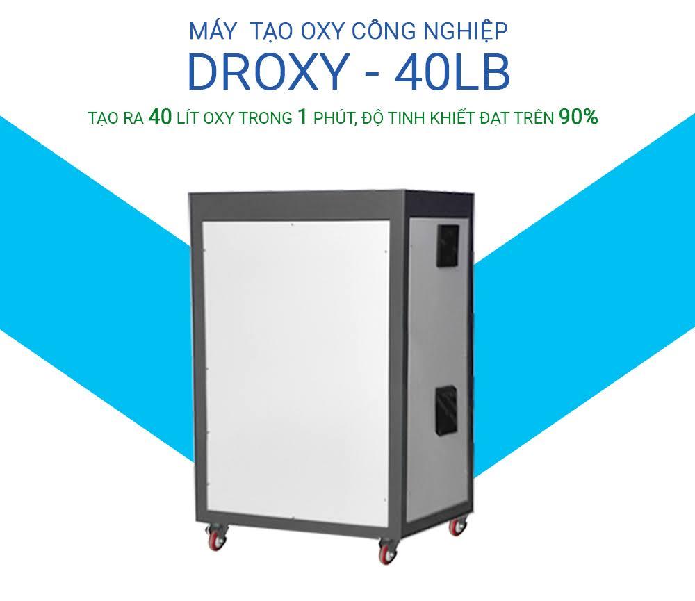 máy oxy công nghiệp 40LB