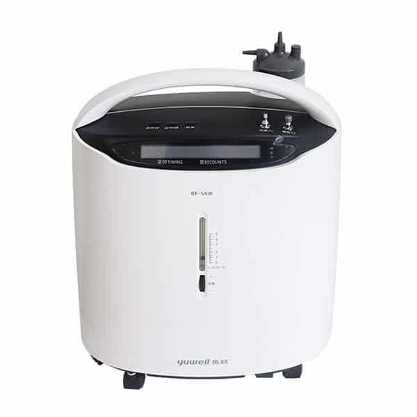 máy tạo oxy y tế yuwell 8f-5aw